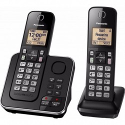 Teléfono Inalámbrico Panasonic Kx-tgc362 Altavoz (Entrega Inmediata)