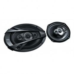 Par De Parlantes Para Carro Sony Xs N6940 6x9 500w 4 Vias (Entrega Inmediata)