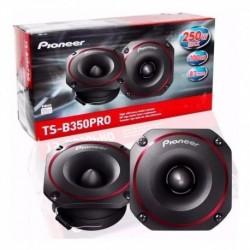 Par De Tweeter Bala Pioneer Ts B350 Pro Originales 250w (Entrega Inmediata)