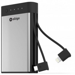 Power Bank -altigo Lithium Ion-universal Con Micro Usb (Entrega Inmediata)