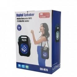Parlante Altavoz Bluetooth Radio Portatil Envío Gratis (Entrega Inmediata)