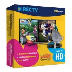 Directv Prepago Hd Kit Antena Decodificador Completo Origina (Entrega Inmediata)