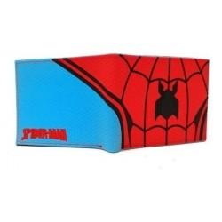 Marvel Spiderman Billetera En Goma De Caucho (Entrega Inmediata)