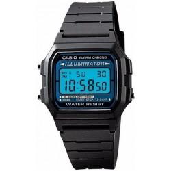 Reloj Casio F-105w Hombre Alarma Cronómetro Original Garanti (Entrega Inmediata)
