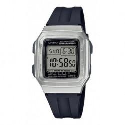 Reloj Casio F-201wa Timer Pila 10 Años Resiste Agua Original (Entrega Inmediata)