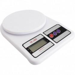 Balanza Gramera Báscula Digital Capacidad 10000gr 10kg Luz (Entrega Inmediata)