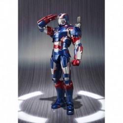 Iron Patriot Iron Man 3 S.h.figuarts Bandai Marvel (Entrega Inmediata)