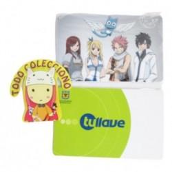 Personaliza Tarjeta Trasporte Sticker Anime Fairy Tail No.5 (Entrega Inmediata)