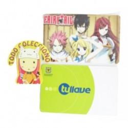 Personaliza Tarjeta Trasporte Sticker Anime Fairy Tail No.7 (Entrega Inmediata)