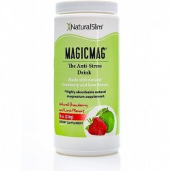 Magicmag Citrato Magnesio Polvo Frank Suarez Envio Ya (Entrega Inmediata)