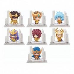 Saint Seiya Figuras Chibi Caballeros Del Zodiaco (Entrega Inmediata)