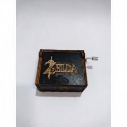 The Legend Of Zelda Link Caja Musical Ocarina Of Time (Entrega Inmediata)