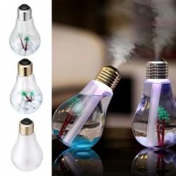 Humidificador Difusor Aroma Ambientador Bombillo Decoración (Entrega Inmediata)