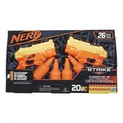 Nerf Alphastrike 2 Cobra Rc 6 Dual Target (Entrega Inmediata)
