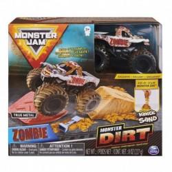 Monster Jam Set De Inicio Kinético (Entrega Inmediata)