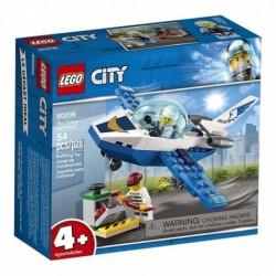 Lego City Patrulla Aérea (Entrega Inmediata)
