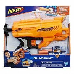 Nerf Accustrike Quadrant (Entrega Inmediata)