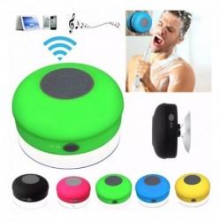 Parlante Alta Voz Recargable Ducha Bluetooth Resiste Agua En (Entrega Inmediata)