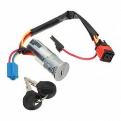 Swiche Ignicion Interruptor De Encendido Peugeot 206 (Entrega Inmediata)