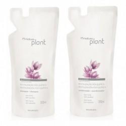 Shampoo Y Acondicionador Revitalizacion Postquimica Repuesto (Entrega Inmediata)