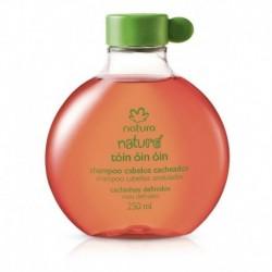 Shampoo Toin Oin Oin Cabello Crespo Para Niños Natura Nature (Entrega Inmediata)