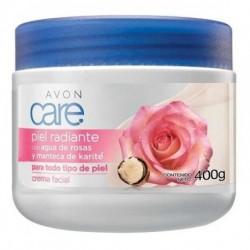 Crema Avon Care Agua De Rosas Y Manteca De Karite Original (Entrega Inmediata)