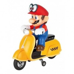 Carrera Rc Mario Odyssey Scooter Mario Kart Control @pd (Entrega Inmediata)
