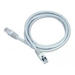 Cable De Red Patch Cord Cat 6 3 Mts Blanco Original Fabrica (Entrega Inmediata)