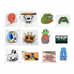 Pin Broches Metalicos Memes Varios Pop Art Futurama (Entrega Inmediata)
