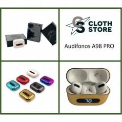 Auriculares A98 Pro (Entrega Inmediata)