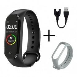 Reloj Digital M4, Reloj Deportivo, Monitor Pulso, Presión (Entrega Inmediata)
