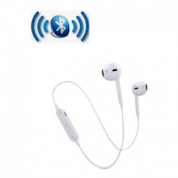 Audifonos Auriculares Inalambricos Bluetooth Deportivos (Entrega Inmediata)