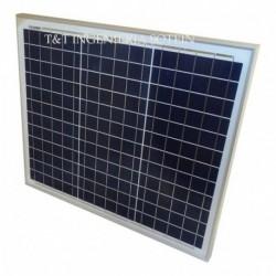 Panel Solar 30w Policristalino 12v 30w ( 18 V - 1.67 A ) P30 (Entrega Inmediata)