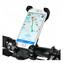 Soporte Universal Celular Manillar Bicicleta Moto Gps (Entrega Inmediata)