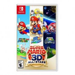 Super Mario 3d All-stars. Nintendo Switch. Fisico. Español (Entrega Inmediata)