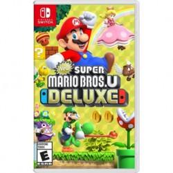 New Super Mario Bros U Deluxe Nintendo Switch Fisico. (Entrega Inmediata)