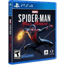 Spiderman Miles Morales Ps4 . Español. Entrega Inmediata (Entrega Inmediata)