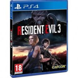 Resident Evil 3 Ps4. Fisico, Nuevo. Entrega Inmediata (Entrega Inmediata)