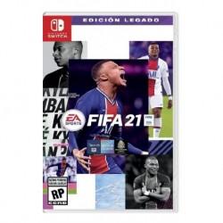 Fifa 21. Nintendo Switch + Regalo. Español. (Entrega Inmediata)