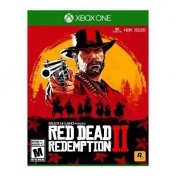 Red Dead Redemption 2 Xbox One. Fisico Y Sellado (Entrega Inmediata)