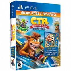 Crash Ctr Team Racing Ps4 Ctr. Fisico. Español España (Entrega Inmediata)