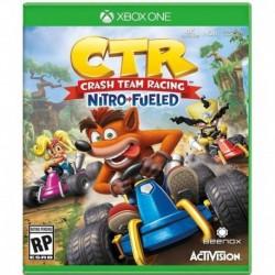 Crash Ctr Team Racing Xbox One. Fisico. Sellado (Entrega Inmediata)