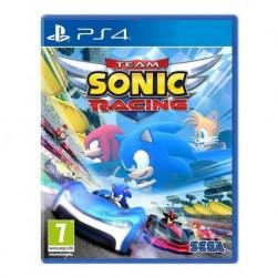 Team Sonic Racing Ps4. Sellado. Fisico. Nuevo (Entrega Inmediata)