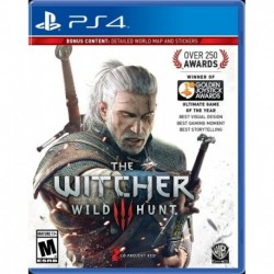 The Witcher 3. Ps4. Físico, Nuevo Y Sellado (Entrega Inmediata)
