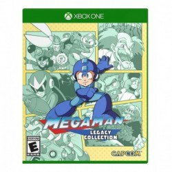 Megaman X Legacy Collection 1 Y 2 Xbox One (Entrega Inmediata)