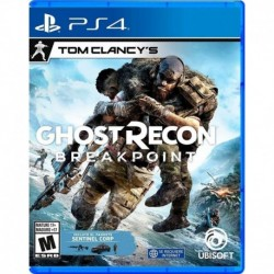 Ghost Recon Breakpoint Ps4 Fisico Juego Playstation 4 (Entrega Inmediata)