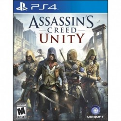 Assassins Creed Unity Ps4 Formato Fisico Juego Playstation 4 (Entrega Inmediata)