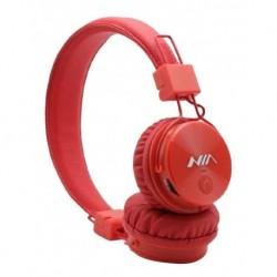 Audifono Bluetooth Nia Original X3 Micro, Sd Radio, Llamadas (Entrega Inmediata)