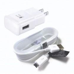 Cargador Para Celular Carga Rapida 9v Y 5v A 2a Con Cable (Entrega Inmediata)