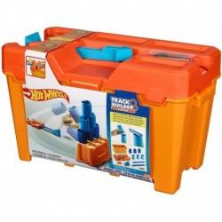 Caja Pista Autos Hot Wheels Caja De Barriles Track Builder (Entrega Inmediata)